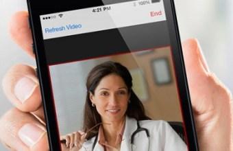 Con app per iPhone il dottore è online