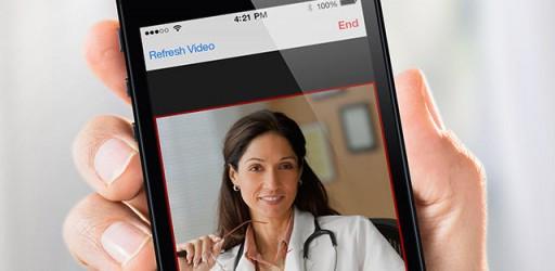 Con iPhone il dottore è online