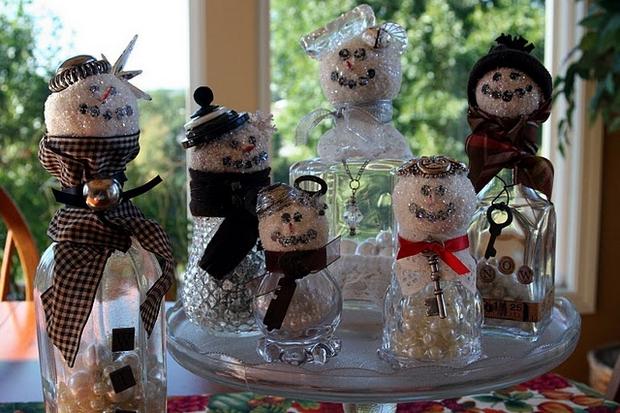 Natale fai da te decorazioni