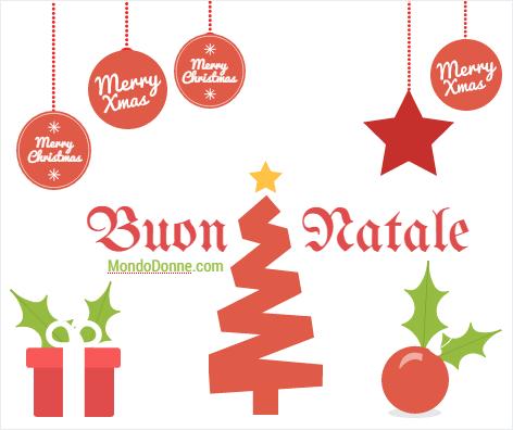 Buon Natale da MondoDonne.com