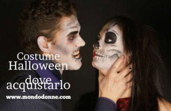 Costume Halloween, acquistalo in anticipo Scontato