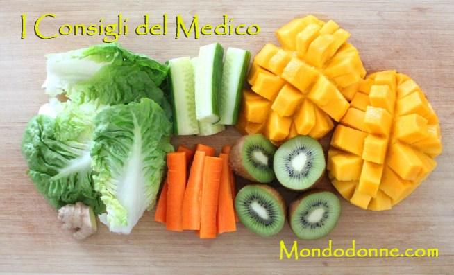 Molto spesso non si presta attenzione a quanto l'alimentazione sia importante per il buon funzionamento dell'organismo. Il corpo non è che una macchina e come tale ha particolari necessità.