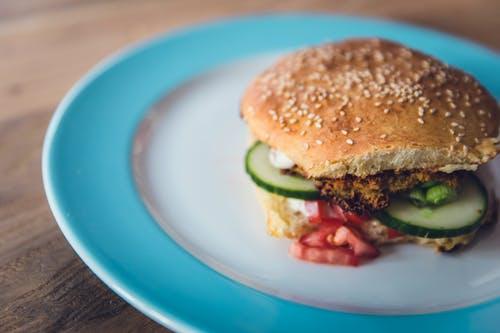 cetriolo hamburger