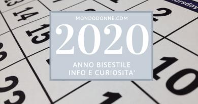 2020 anno bisestile, info e curiosità