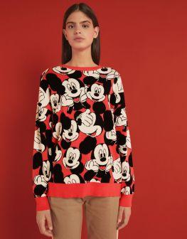 collezione Mickey Mouse Bershka