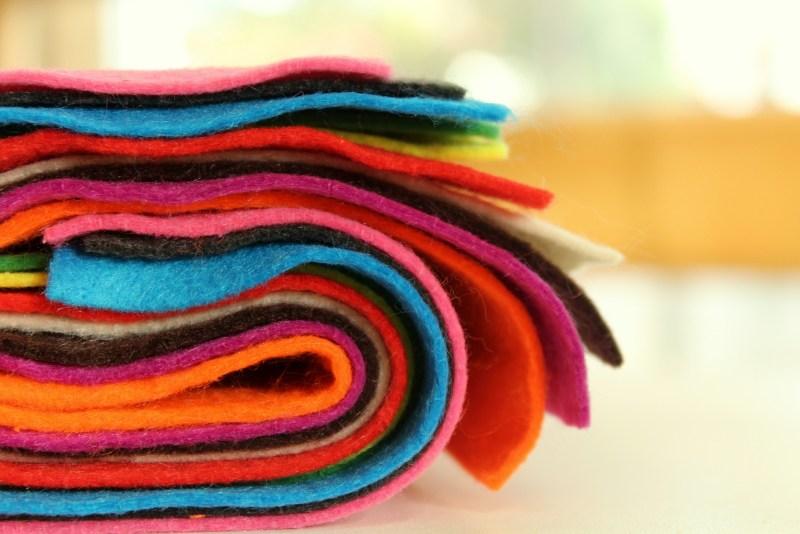 Cosa sono gli scampoli di stoffa tessuto al metro