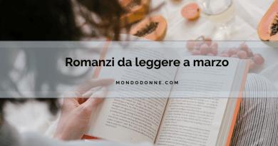 Romanzi da leggere nel mese di marzo