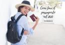 Come fare il passaporto nel 2021, passo per passo