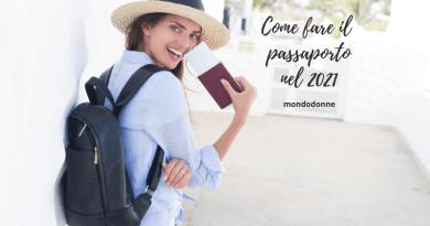 come fare il passaporto nel 2021