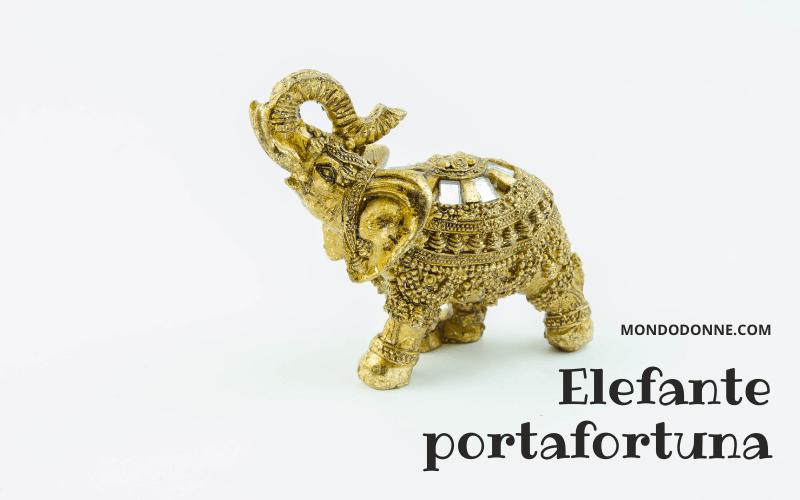 Elefante portafortuna significato e credenze