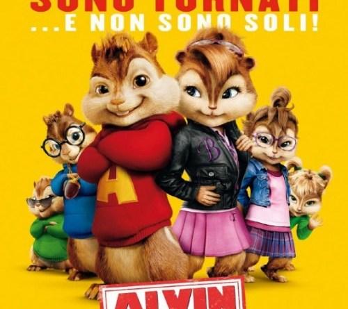 alvin superstar 2, serata cinema in tv