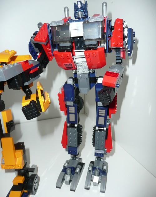 transformer Kre-o optimus