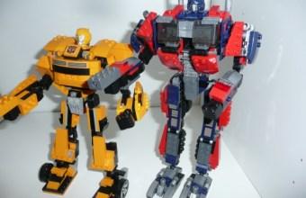Transformers Kre-O da costruire