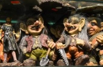 Gnomi, elfi e fate: leggende del Trentino