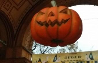 Halloween al Tivoli a Copenhagen