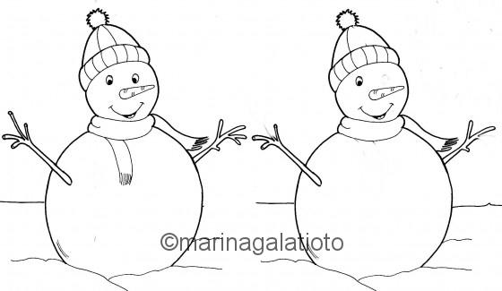 Trova le differenze Natale