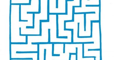 labirinto nuvolette