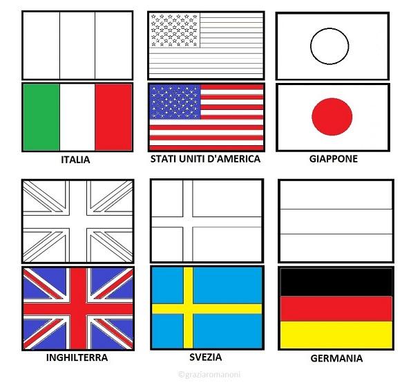 Immagini Bandiera Inglese Da Stampare