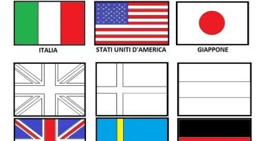Bandiera - significato e utilizzo