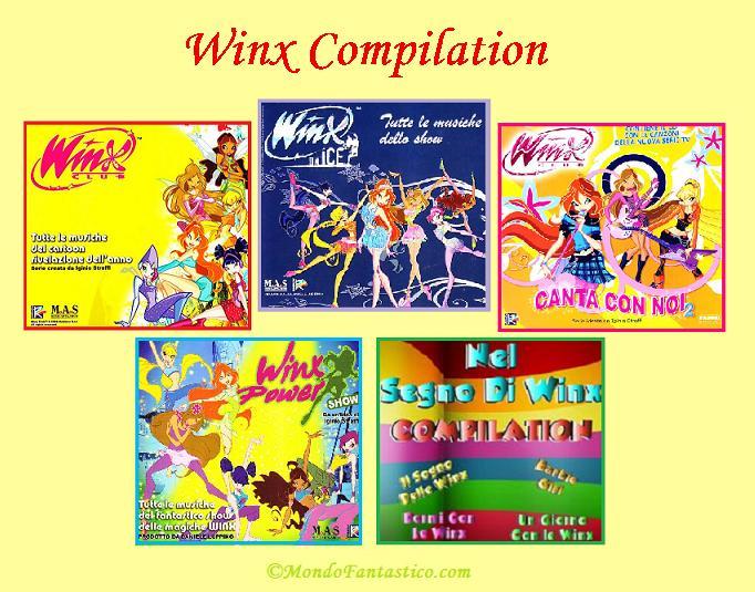Sigle cartoni animati - Winx