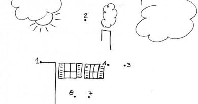 Immagini per bambini piccoli unisci i puntini e colora