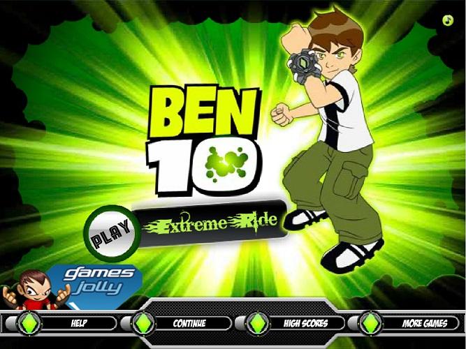 Giochi Per Bambini, Ben 10