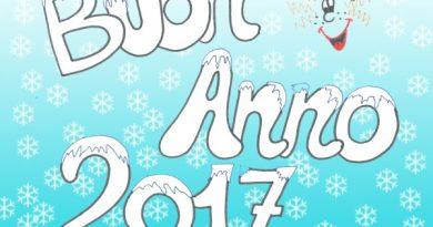 buon anno 2017 parole da colorare
