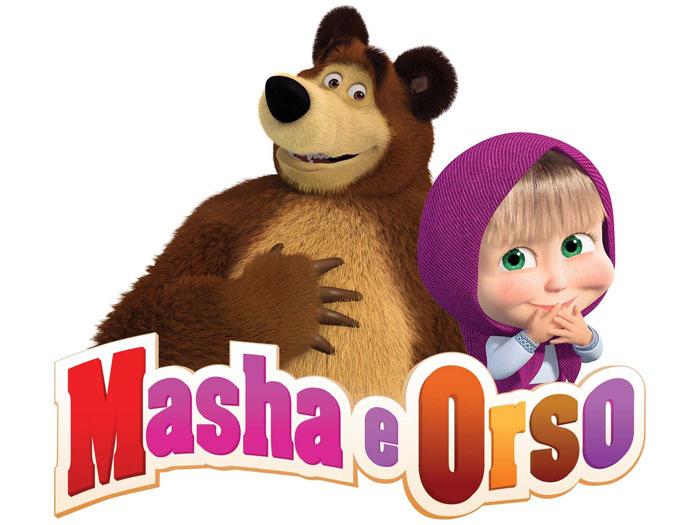Masha e orso il cartone animato più amato mondofantastico.com
