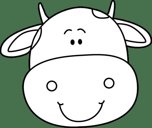 Disegni maschere di carnevale da colorare maschere di animali mucca