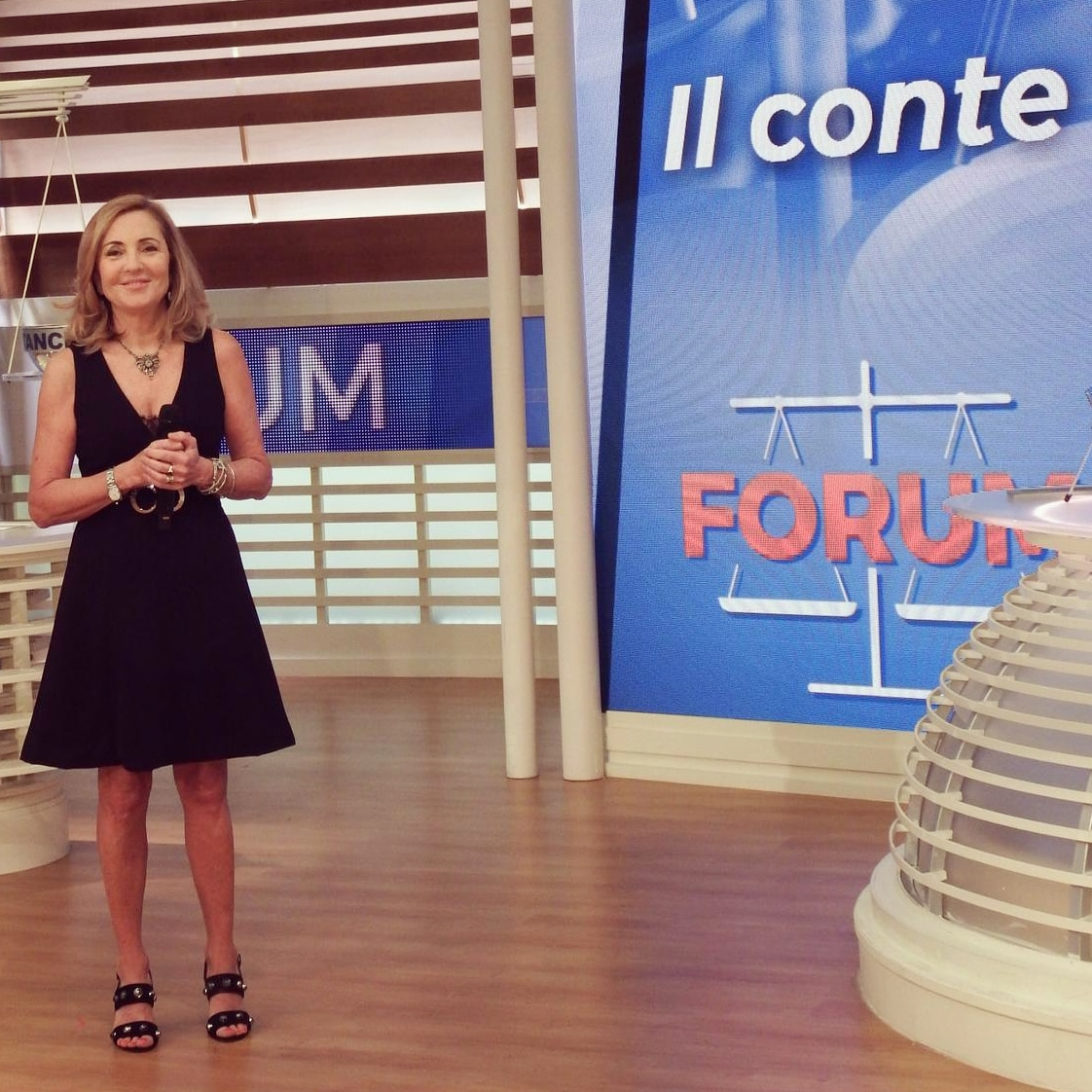"""Barbara Palombelli fa il boom con il suo """"Forum"""""""