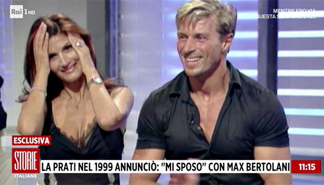 """Max Bertolani parla della sua ex Pamela Prati: """"E' una donna molto fragile"""""""