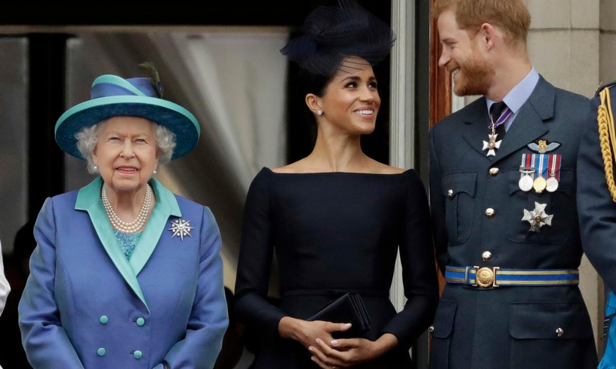Meghan ed Harry: la Regina è dalla loro parte