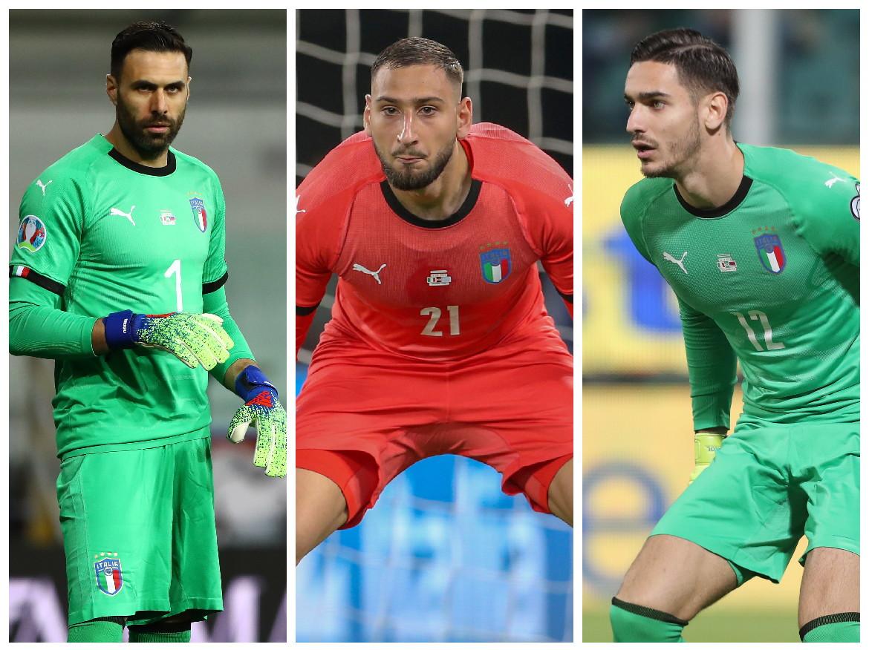 Europei di calcio, ecco la formazione delle wags dei Portieri della Nazionale Italiana