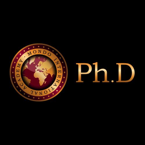 Ph.D. Philosophy Doctor Mondo International Academy