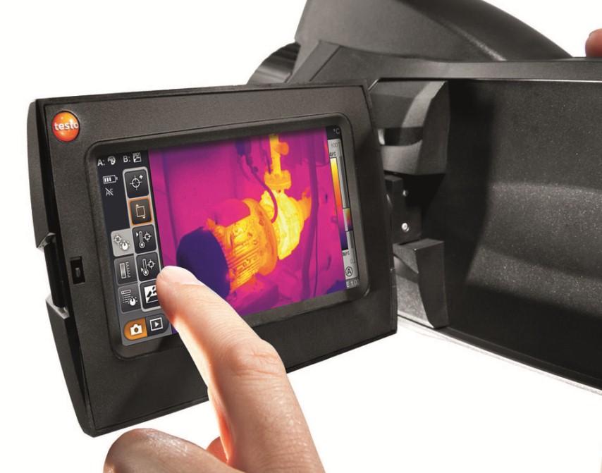 La termocamera a infrarossi è un dispositivo molto utilizzato per la rilevazione perdite