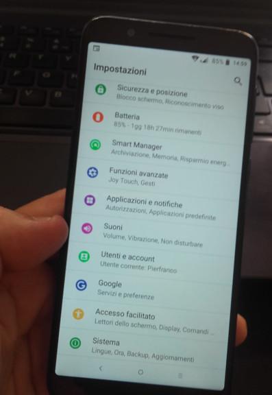 Come trasferire i contatti su un nuovo telefono Android