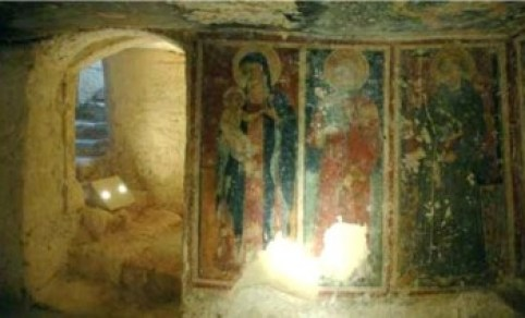 Artis Puglia cripta della favana