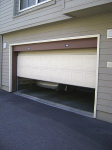 automated garage door