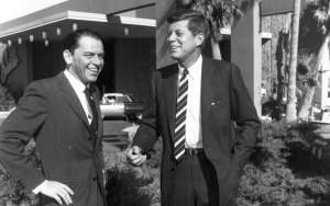 Inspiration Frank Sinatra and JFK