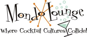 Mondo Lounge original logo designed by mm stratton