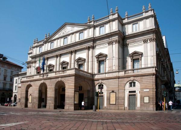 Conoscere Milano. La Milano moderna e il Teatro alla Scala ...
