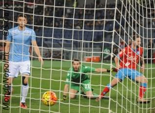 Higuain gol Lazio-Napoli