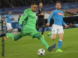 Napoli - Real Madrid mertens navas