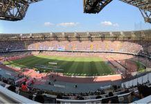 San Paolo tifosi Napoli