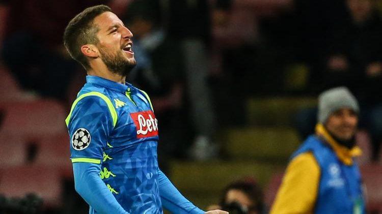 """Mertens sicuro: """"Il mio futuro è a Napoli"""". Ma il rinnovo è difficile"""