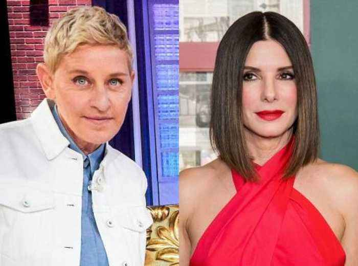 Ellen DeGeneres and Sandra Bullock File Joint Lawsuit Over Fake Endorsements