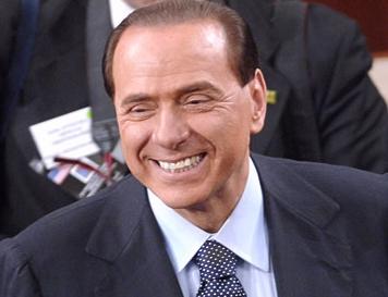 Silvio sorridente