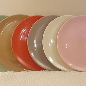 sottopiatti ceramica colori assortiti cm 33