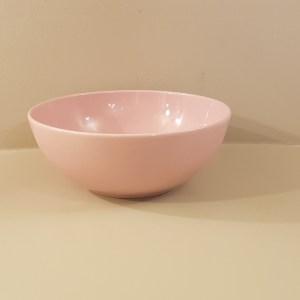 insalatiera ceramica rosa 23 cm