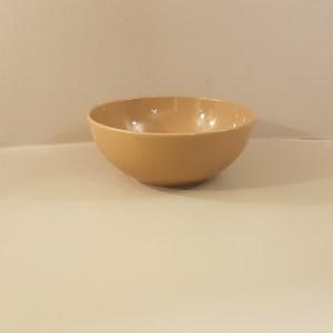 insalatiera ceramica caramello 23 cm